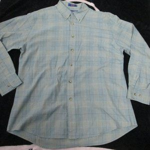 PENDLETON BUTTON DOWN SHIRT SIZE LARGE